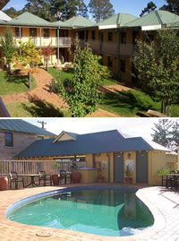 Pioneer Motel Kangaroo Valley - Wagga Wagga Accommodation