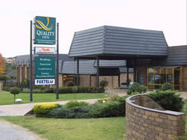 Quality Inn Baton Rouge - Wagga Wagga Accommodation