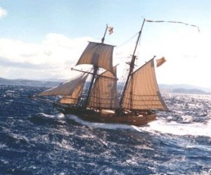Enterprize - Melbourne's Tall Ship - Wagga Wagga Accommodation