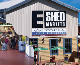 The E Shed Markets - Wagga Wagga Accommodation