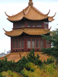 Chinese Garden of Friendship - Wagga Wagga Accommodation