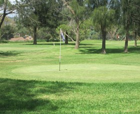 Wiradjuri Golf Centre - Wagga Wagga Accommodation